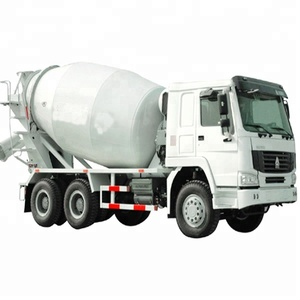 6m3 New Dongfeng Ready Mixer Concrete Truck