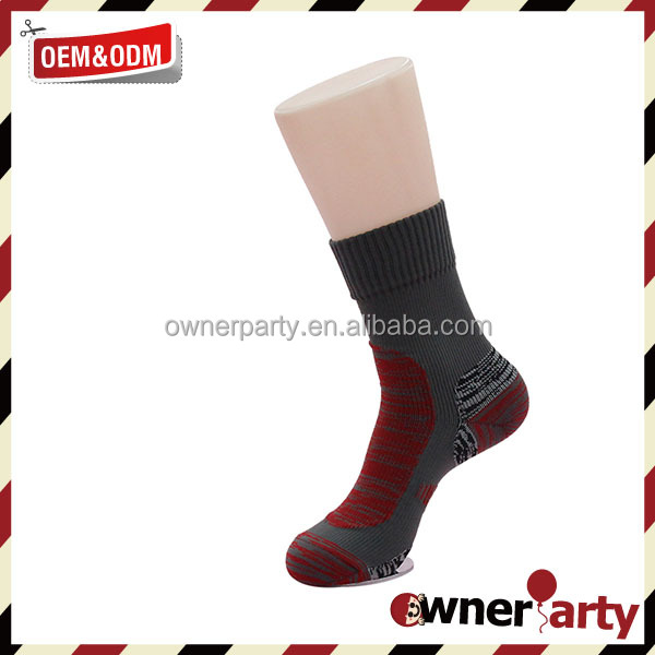 OEM quality woolmax waterproof outdoor sport sock