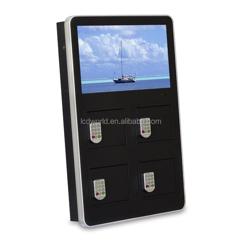 21.5 Inch Android Wall Mounted Smart Phone Charging Station