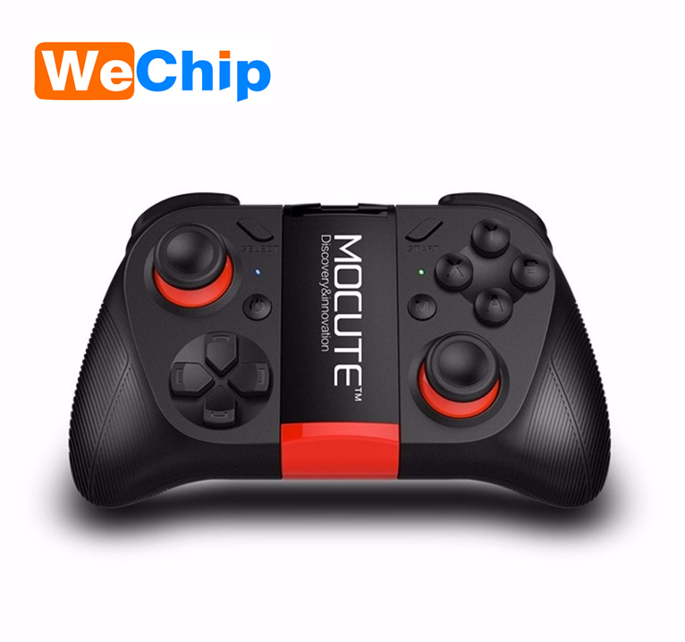 New design USB BT Wireless Game Controller Smart Gamepad Android game controller MOCUTE 050