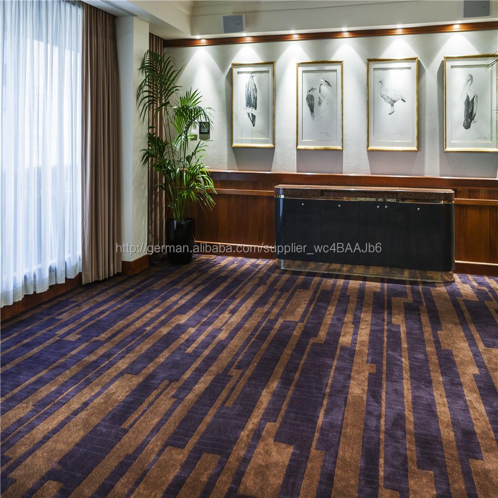 hochwertige axminster Hotelzimmer teppich wand zu wand