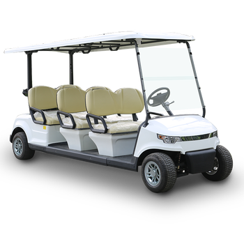 6 Seaters Electric Golf Car With Ce Certificate Dg C6 8 China Buy