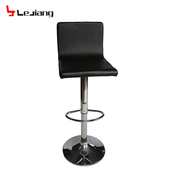 Super Hot Sale Modern Design Stainless Steel Bar Stool High Seat Black Pu Leather Kitchen Bar Chair With Footrest Buy Hot Sale Modern Design Bar Stool Bar Ncnpc Chair Design For Home Ncnpcorg