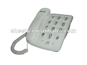 Mini New Big Button Phone With Loudspeaker