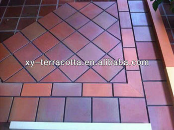 Foshan Terracotta Clay Floor Tiles Made In China