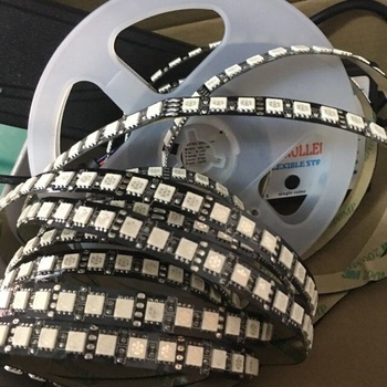 factory  sale ! 5050 600leds /5m  120leds /m flexible led strip light rgb 12v  single line ip20