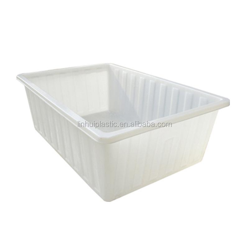 1000liter aquaculture tanks live fish container plastic for Plastic fish bowls bulk