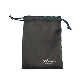 Custom hot sales flocking packing bags velvet soft jewelry pouch
