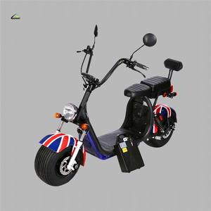 1500w Electric City Coco Motorcycle Scooter with EEC