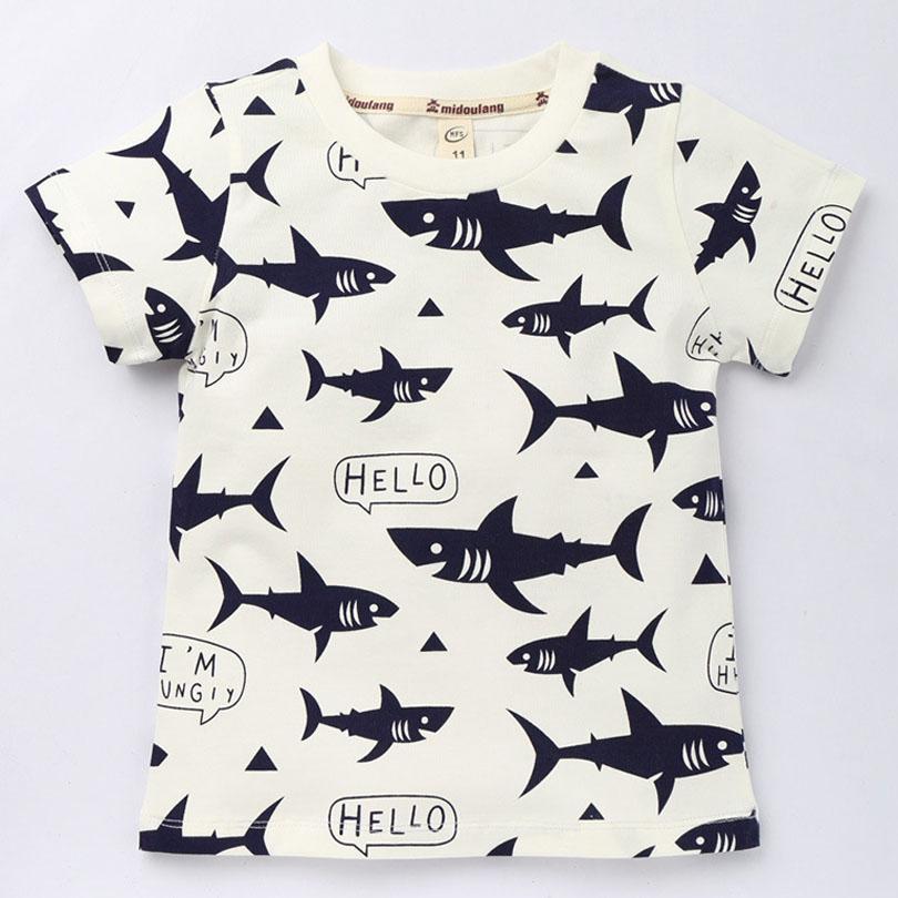 2019 Garçons Filles T shirt Enfants T shirts de Base