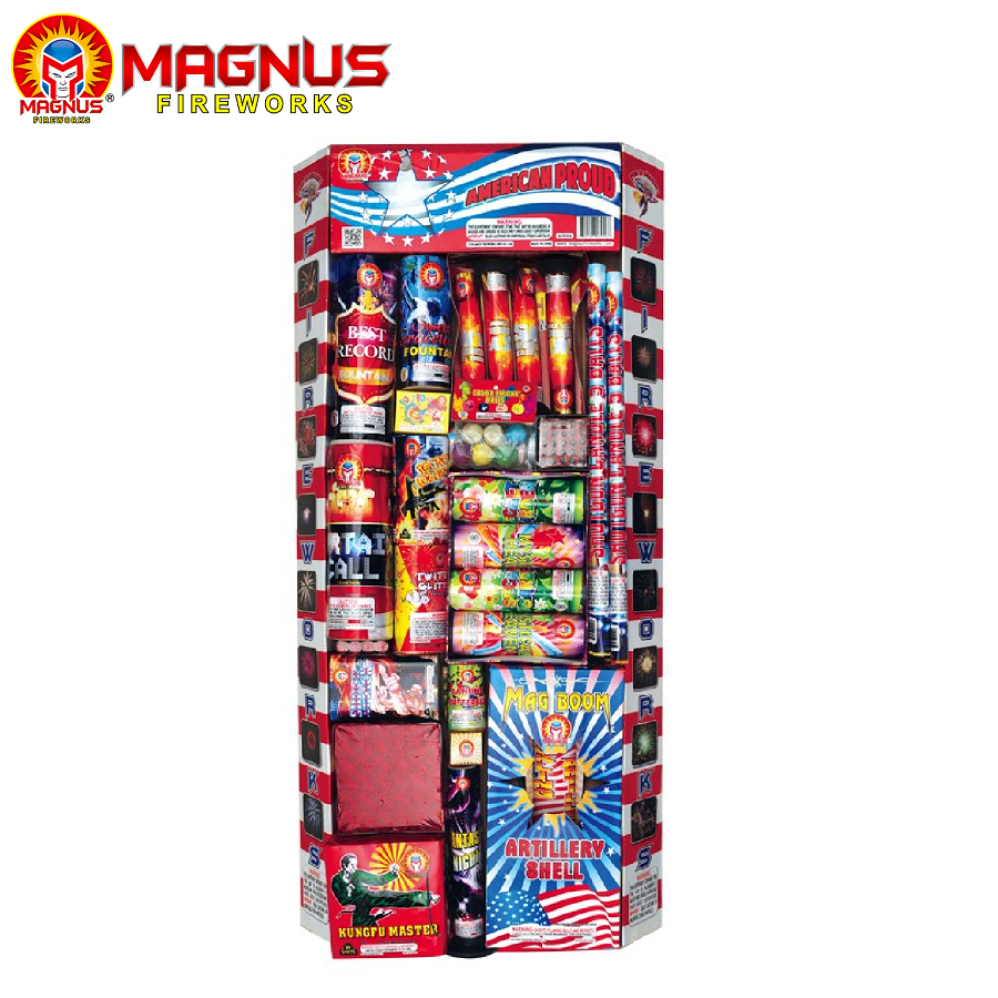 American Proud Family 1 4g Quality Outdoor Consumer And Firecrackers  Wholesale Assortment Fireworks Box - Buy Family Assortment,State  Assortment,1 4g