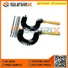 Curved Coffee Pot Cleaning Brush