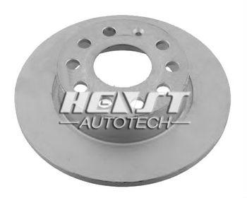 Brake Disc 1k0 615 601 K For Audi/vw/skoda/seat
