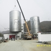 Hot Sale Cone Bottom Bulk Storage Silos / Storage Silos
