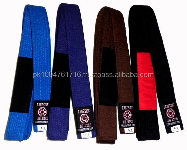 New Design BJJ Belts