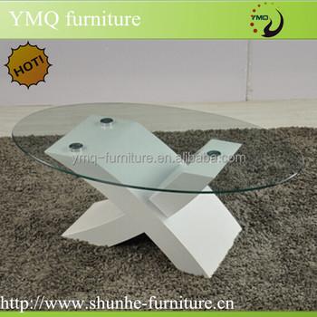 독특한 디자인 X 모양 현대 거실 가구 센터 테이블 - Buy Product on ...