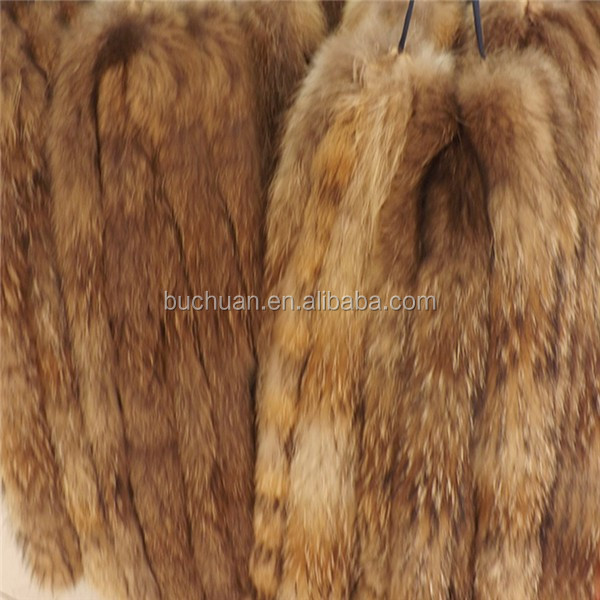 68cm Raccoon Fur Trim for hood
