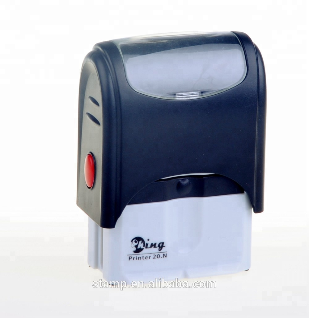 High quality self inking Stamp office use automatic date stamp, rubber stamp, dater stamp/flash stamp text stamp