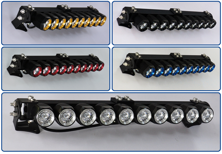 Modular Light Bar System Led Off Road Truck Light Bar With