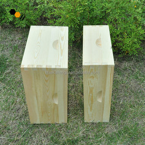 Apiculture honey bee box of langstroth bees hive
