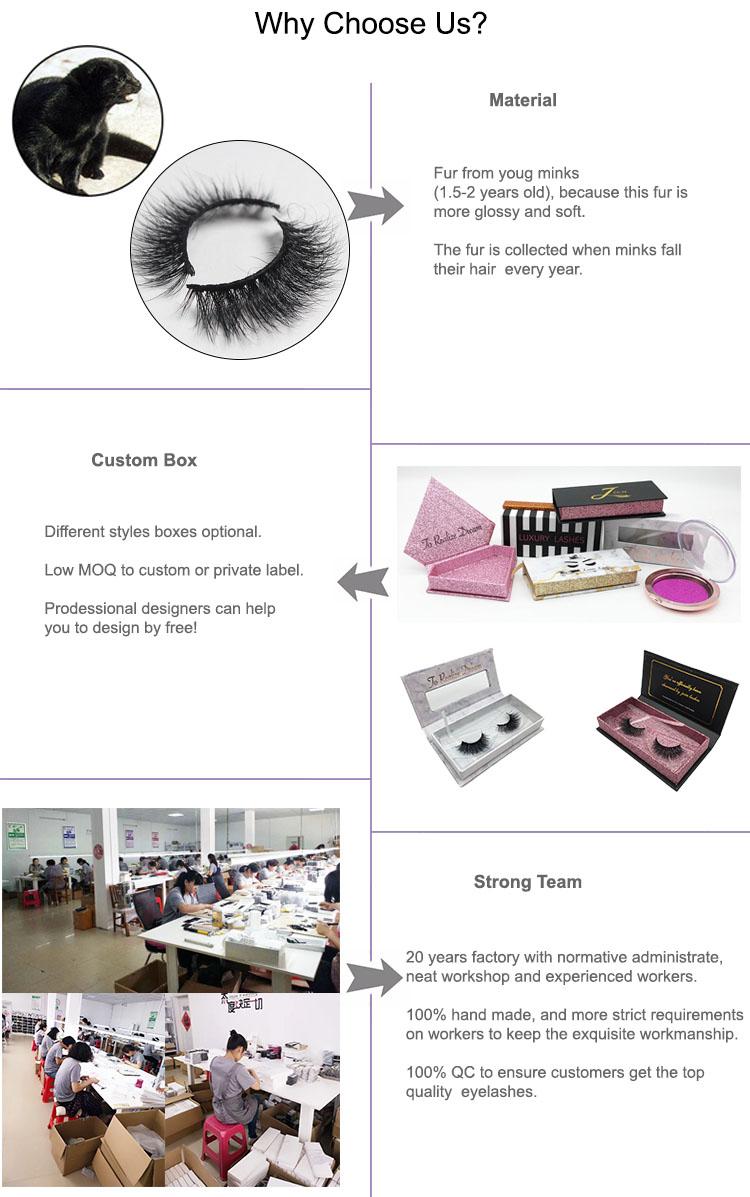สวยงามหรูหราโหดร้ายฟรี mink ขนตา 3d mink ขนตาปลอมเรียงเส้นสวยเส้นต่อเส้นกลมกลืนกับรูปตาดูธรรมชาติฟุ้งสวยแบบสาวเกาหลี