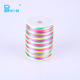 2mm*100yards multicolor silk korea diy polyester thread
