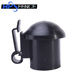 T type electric fence plastic post cap for post