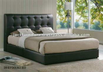 Divan bed design buy double bed designs leather divan for Double bed diwan