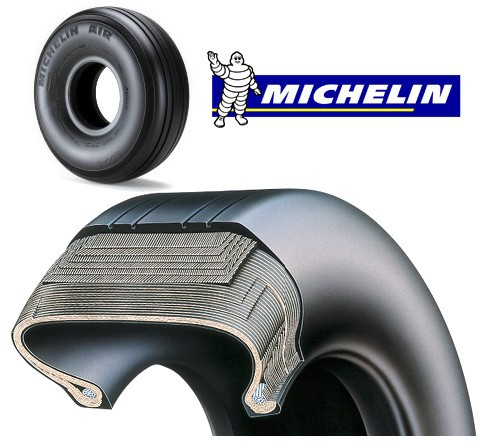 Aircraft Michelin Tire M16701