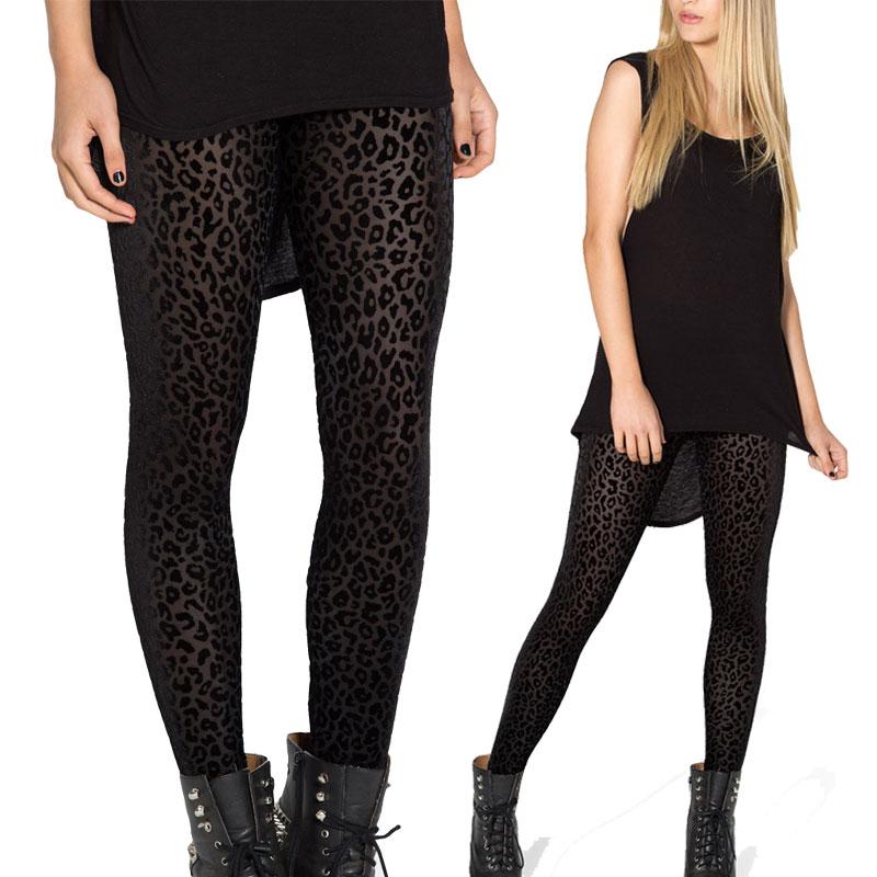 2015 new arrival leopard legging winter leggings fitness black burned velvet legging for women. Black Bedroom Furniture Sets. Home Design Ideas