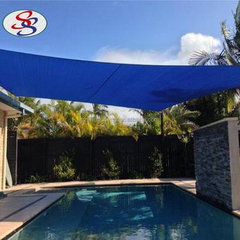 Malaysia Outdoor Patio Canvas Sun Shade Sail Cover