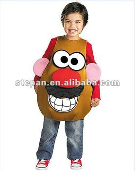 Mr Potato Head Costume From Toy Story For Children Tz 81061 Buy