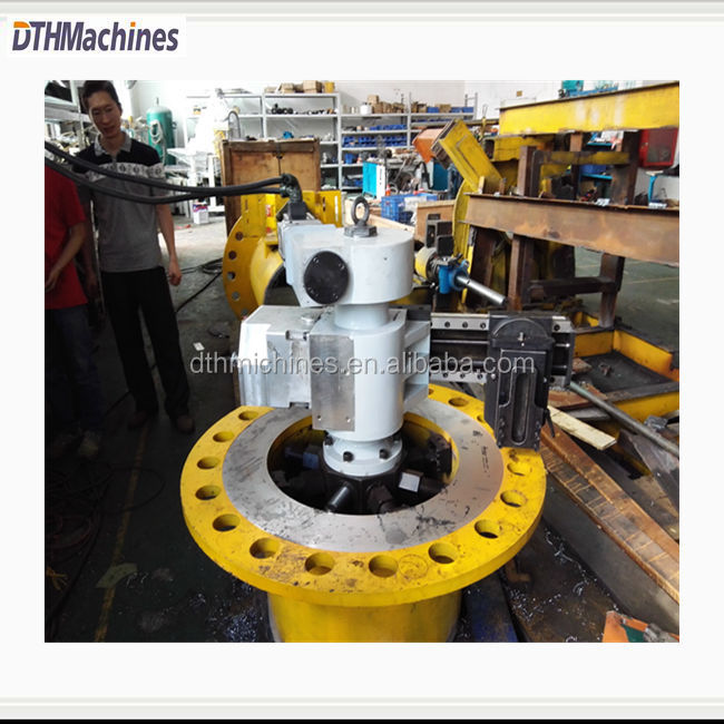 2017 portable Low Profile Flange Facing Machine Metal Machines