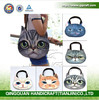 New lady Women's spray big Dog face Cat face bag handbags shoulder bags