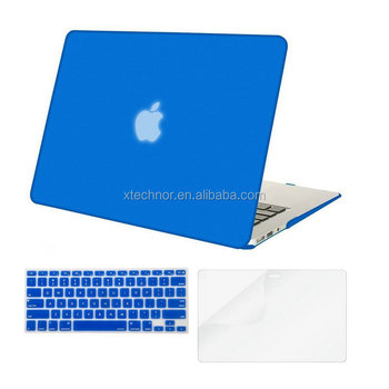 brand new 1e0d8 1f941 For Macbook Air Case Crystal Cover,For Macbook Super Thin Pc Designed  Cover,For Macbook Pro Front And Black Cover Case - Buy For Macbook Air Case  ...