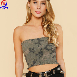 29f4575f7e8 Camo Crop Tops, Camo Crop Tops Suppliers and Manufacturers at Alibaba.com