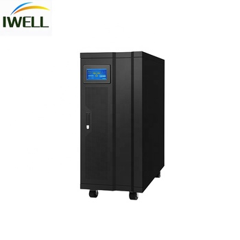 three phase ups emergency standby power upsfor  Low Frequency 10KVA 20KVA 30KVA 50KVA 60KVA 100KVA for industrial online ups