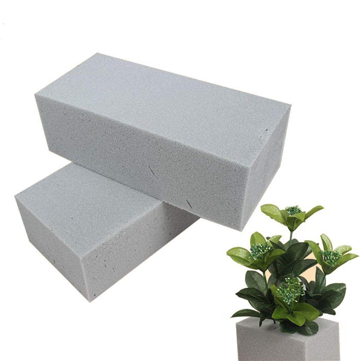 Fresh Dry Craft Wedding Flower Bouquet Holder Floral Foam Bricks Block - Tools, Industrial & Scientific Raw Materials - 1 Pcs Floral Foam