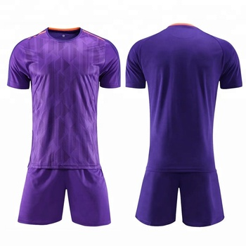 dff056973c8 2018 Sublimation Purple Football Sports Wear New Model Soccer Jersey 2019