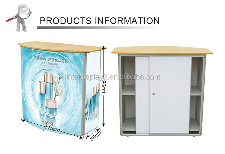 the best quality receptionist counter desk With Promotional Price