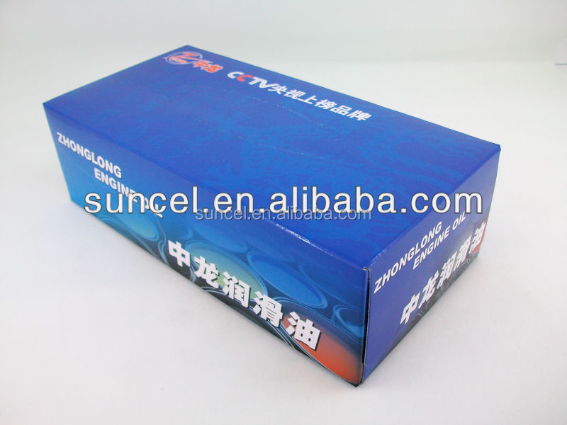 Promotional Box Facial Tissue Paper100sheets