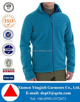 High Quality Custom Outdoor Windproof Fleece Jacket Men Fleece Jacket