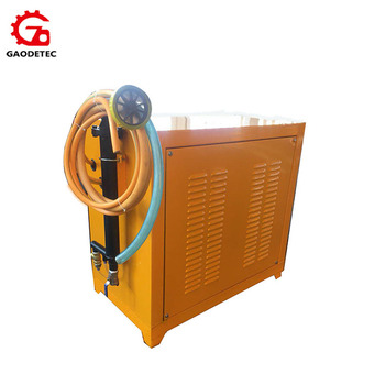 GR5 high expansion foam generator price clc for block brick wall panel floor making