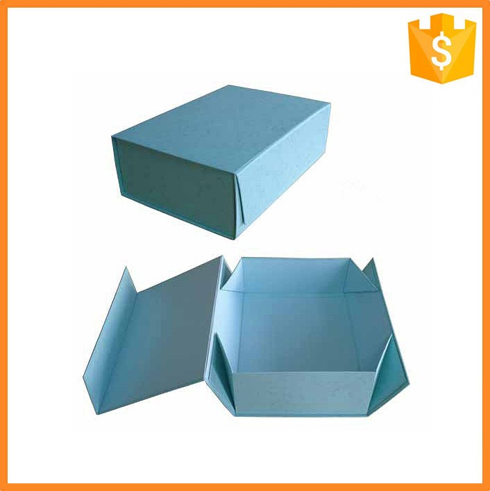 personnalis magn tique bo te de pliage de papier pliable bo te en carton plat emballage bo te. Black Bedroom Furniture Sets. Home Design Ideas