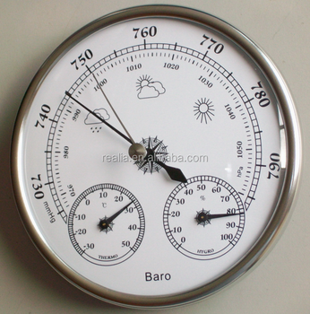 Thermometer Hygrometer Barometer Triad Weather Stations Multifunction