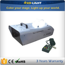 Guangzhou Stage Effect 3000 W Intelligent Fog Machine