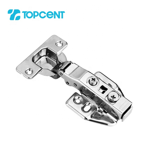 Topcent 35MM cup soft close 201 stainless steel concealed furniture cabinet hinge