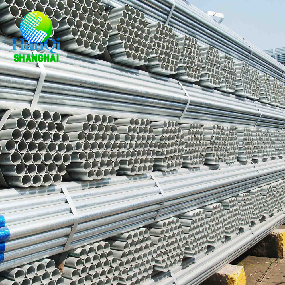 Galvanized Pipe/Prices Of Galvanized Steel Pipe For Greenhouse Frame