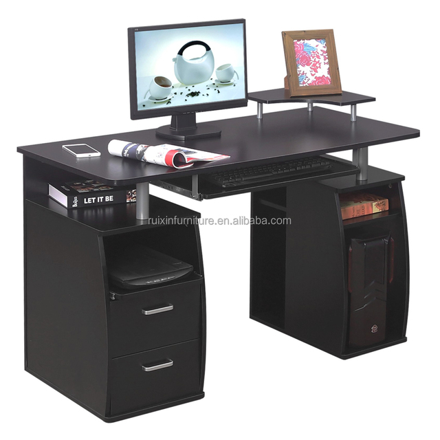China Computer Table Models In Wood Wholesale 🇨🇳 - Alibaba