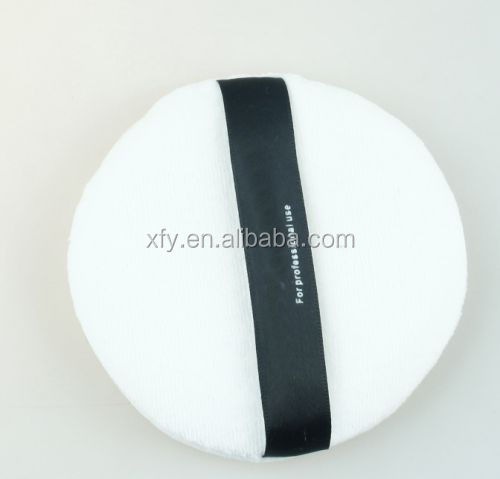 Facial Face cotton Makeup Cosmetic Powder puff New Cleansing makeup puff